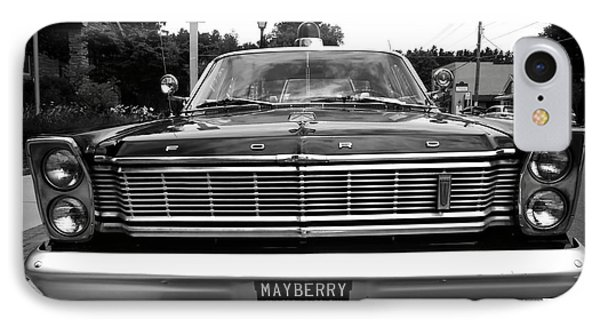 Mayberry IPhone Case by R Dupras