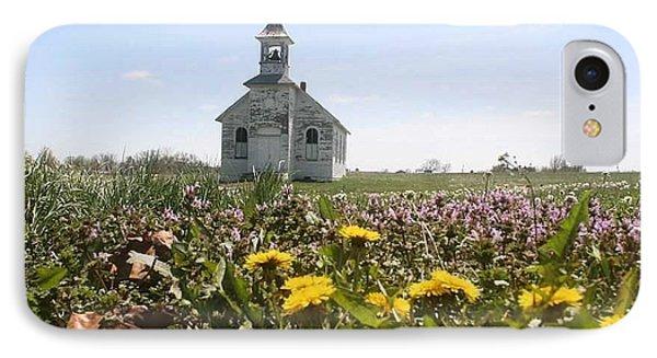 Mayflower Church IPhone Case