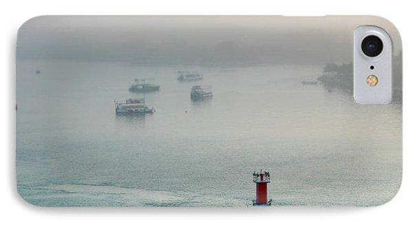 IPhone Case featuring the photograph Mazatlan Mist by Belinda Greb