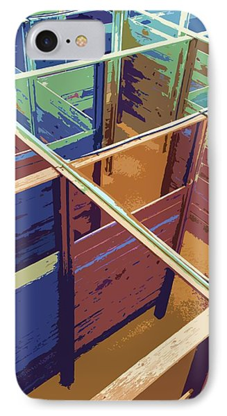 Labirinto IPhone Case by Julio Lopez