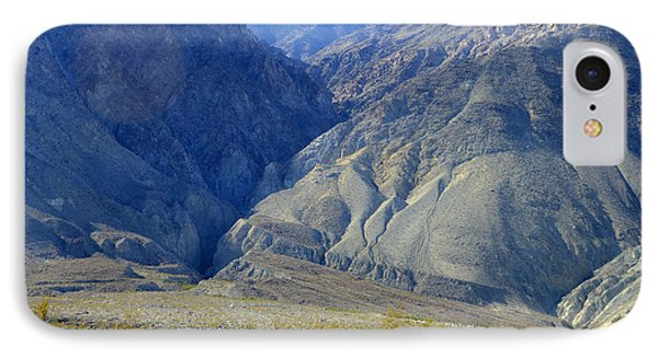 Mcelvoy Canyon Saline Valley November 21 2014 IPhone Case
