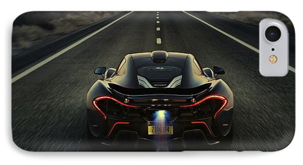 Mclaren P1 2014 IPhone Case by Movie Poster Prints