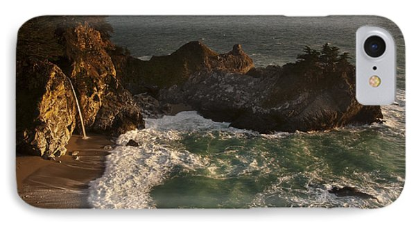 IPhone Case featuring the photograph Mcway Falls 1 by Lee Kirchhevel