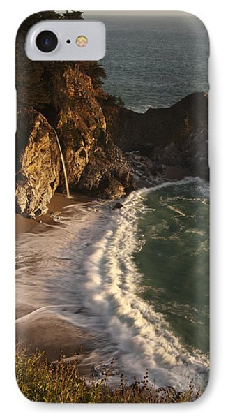 IPhone Case featuring the photograph Mcway Falls 2 by Lee Kirchhevel