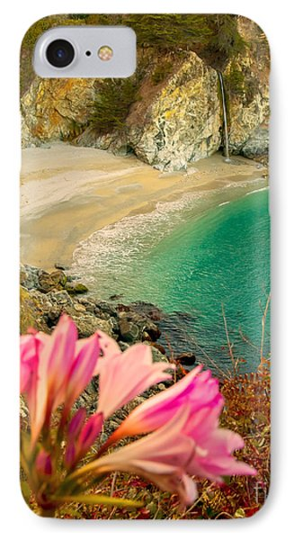 Mcway Falls-3am Adventure IPhone Case