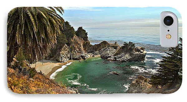 Mcway Falls IPhone Case by Adam Jewell