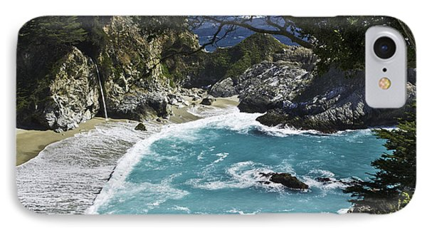 Mcway Falls - Big Sur IPhone Case