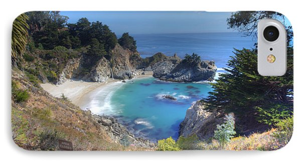 Mcway Falls IPhone Case by Marco Crupi