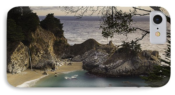Mcway Falls Phone Case by Michele Steffey