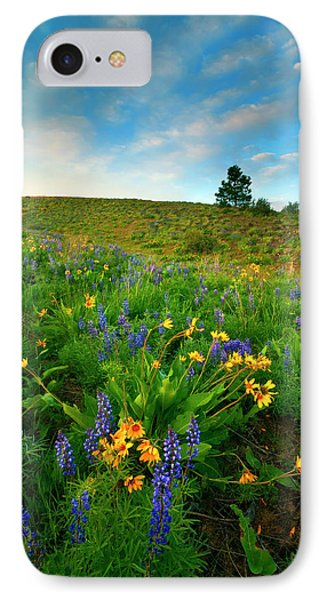 Meadow Gold Phone Case by Mike  Dawson