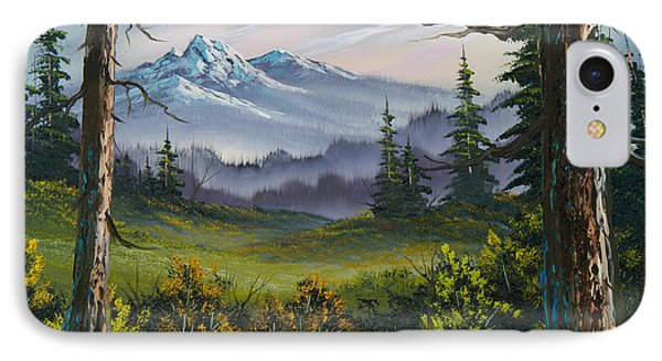 Meadow View Phone Case by C Steele