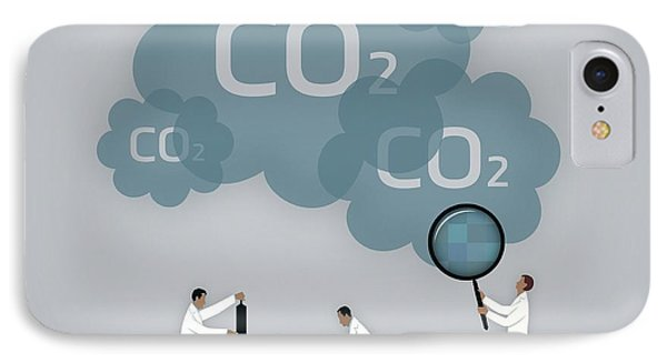 Measuring Carbon Footprint IPhone Case
