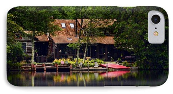 Medford Lakes I IPhone Case