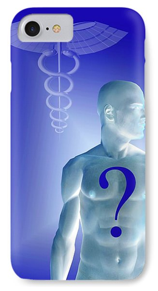 Medical Diagnosis And Research IPhone Case