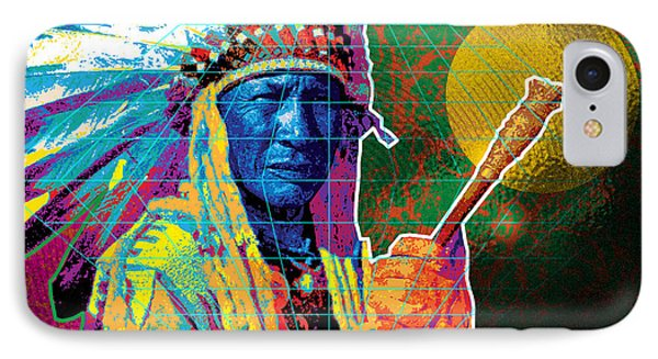 Medicine Man IPhone Case