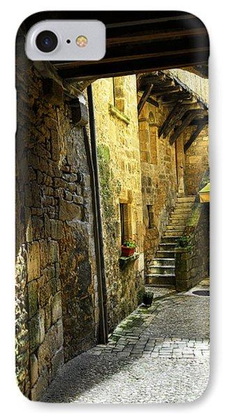 Medieval Courtyard IPhone Case by Elena Elisseeva