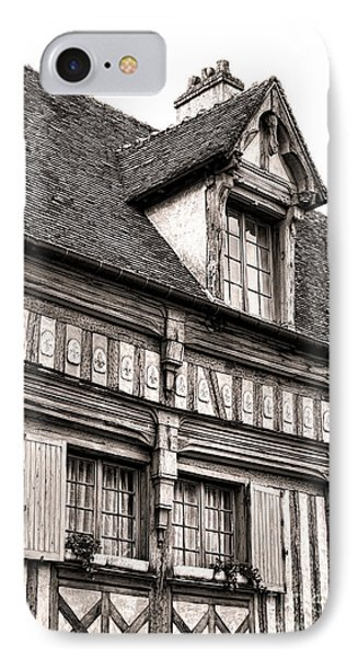 Medieval House Phone Case by Olivier Le Queinec