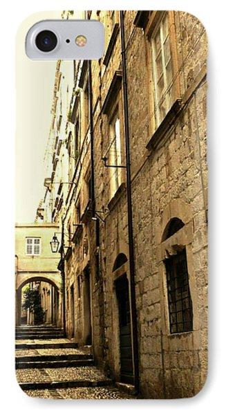 Medieval Street IPhone Case