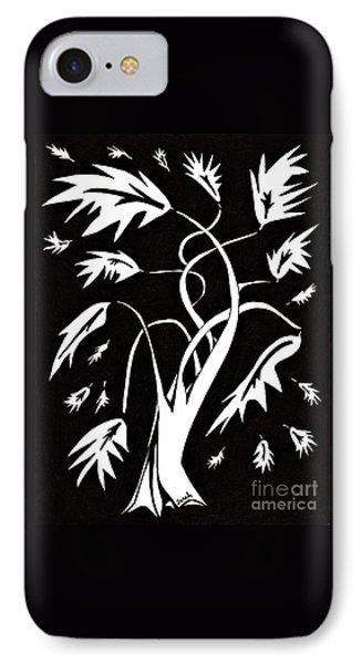 Medieval Tree IPhone Case