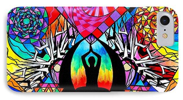 Meditation Aid IPhone Case