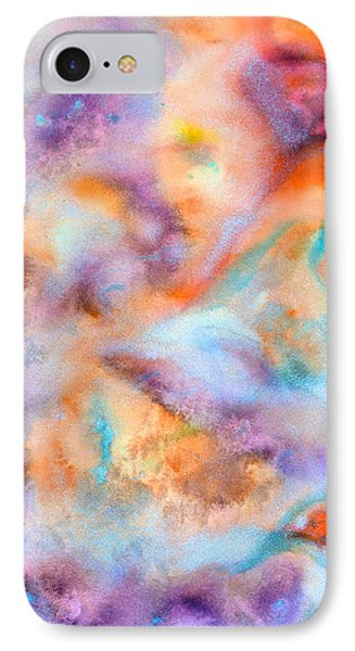 IPhone Case featuring the painting Meditation by  Heidi Scott