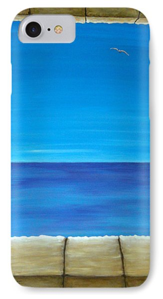 Meditation IPhone Case by Pamela Allegretto