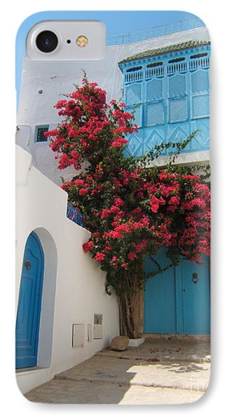 Mediterranean House Phone Case by Eszter Kovacs