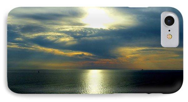 Mediterranean Sunset IPhone Case