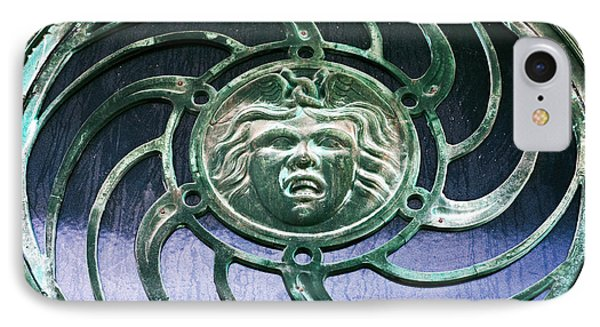 Medusa At Asbury Park  Phone Case by John Rizzuto