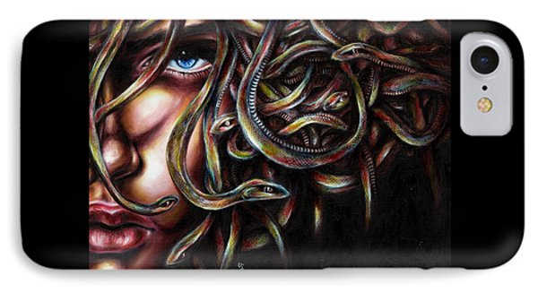 Medusa No. Two IPhone Case