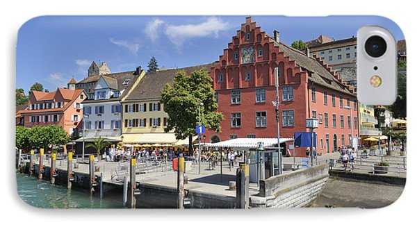 Meersburg Lake Constance Germany Phone Case by Matthias Hauser