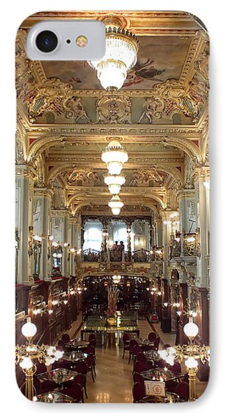 Meet Me For Coffee - New York Cafe - Budapest IPhone Case