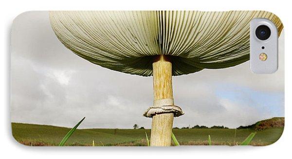 Mega Mushroom Iv IPhone Case