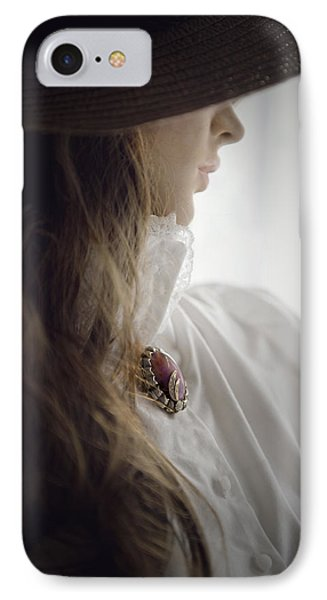 Melancholy IPhone Case by Jaroslaw Blaminsky