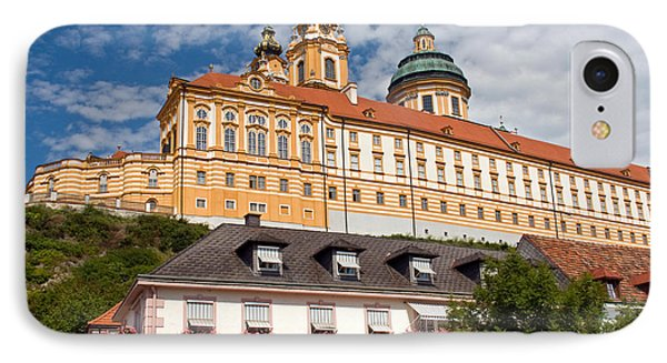 Melk Abbey IPhone Case by Dennis Cox WorldViews
