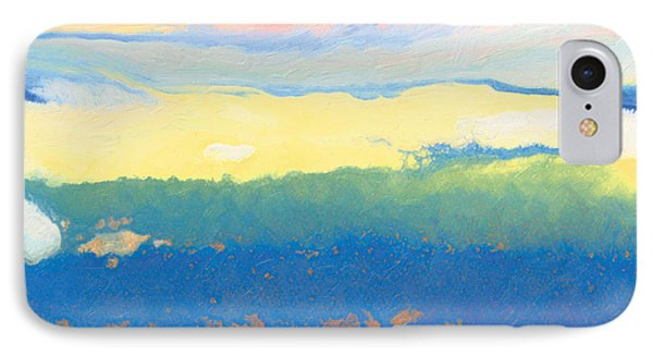 Mellow Light Phone Case by The Art of Marsha Charlebois