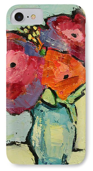 IPhone Case featuring the painting Melody Of Love by Becky Kim
