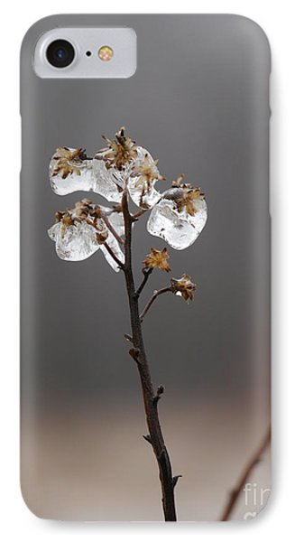 Melting Away IPhone Case by Jane Ford