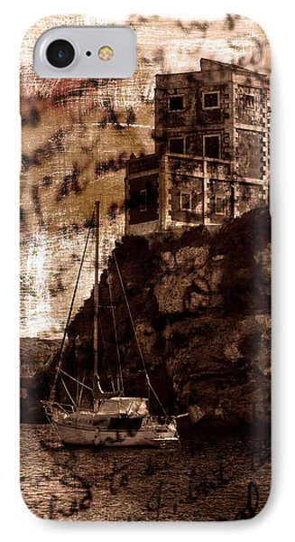 Memories By The Sea IPhone Case
