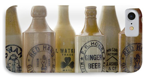 Memories In A Bottle Phone Case by Holly Kempe