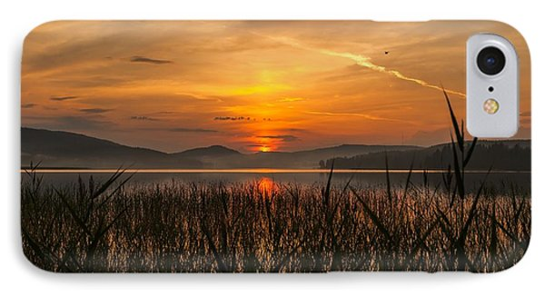 Memories Of A Sunset IPhone Case by Rose-Maries Pictures