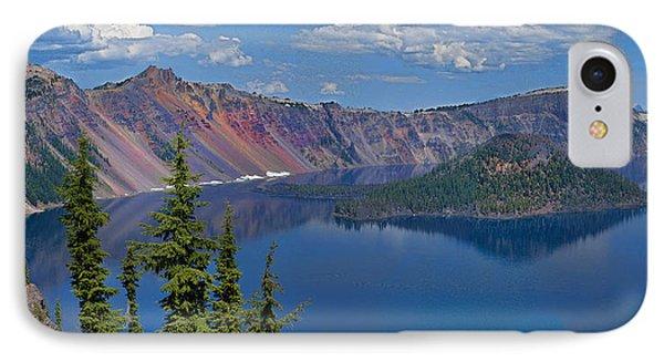 Memories Of Crater Lake IPhone Case