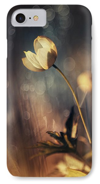 Memories Of Daylight IPhone Case by Magda  Bognar