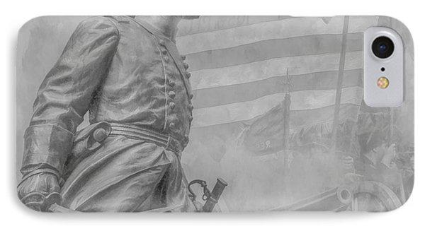 Memories Of The Gettysburg Battle IPhone Case