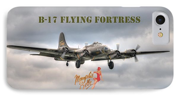 Memphis Belle IPhone Case