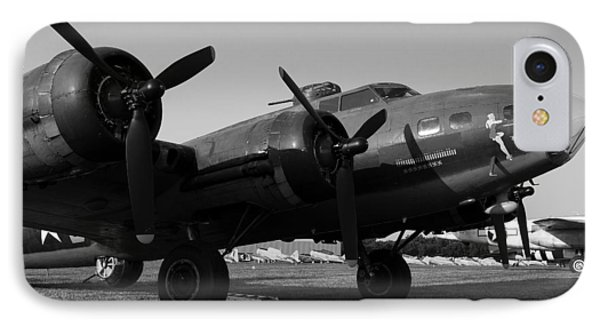 IPhone Case featuring the photograph Memphis Belle by Timothy McIntyre