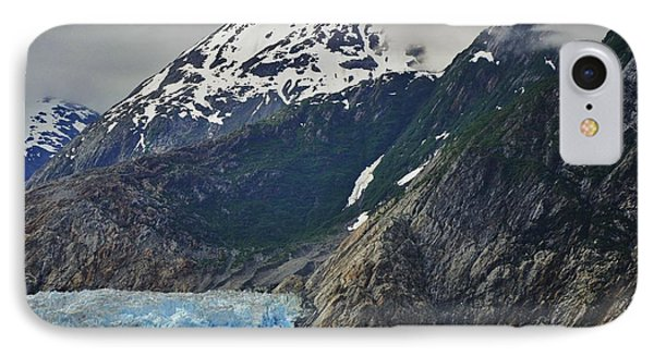 Mendenhall Glacier 3 IPhone Case