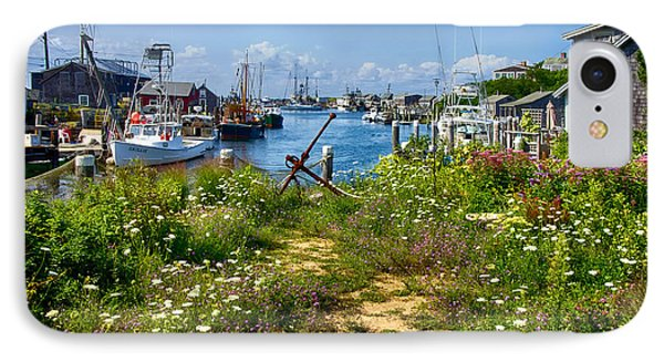 Menemsha IPhone Case by Mark Miller