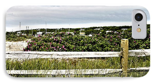 Menemsha Memories IPhone Case by Michelle Wiarda
