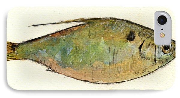 Menhaden Fish IPhone Case